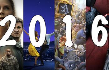 Top 10 d'Éli 2016