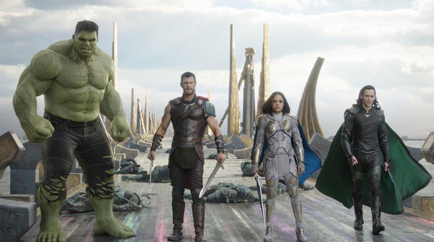 Nouveautés : Thor: Ragnarok et Breathe