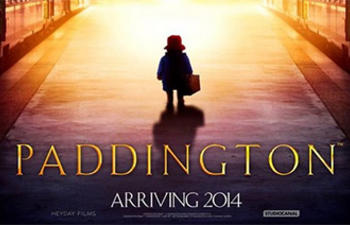 Début du tournage de Paddington