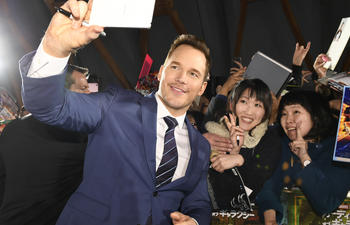 Photos : Première de Guardians of the Galaxy Vol. 2 à Tokyo
