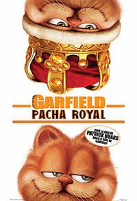Garfield Pacha Royal