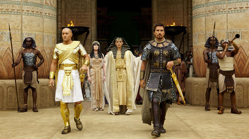 Box-office nord-américain : Exodus : Gods and Kings