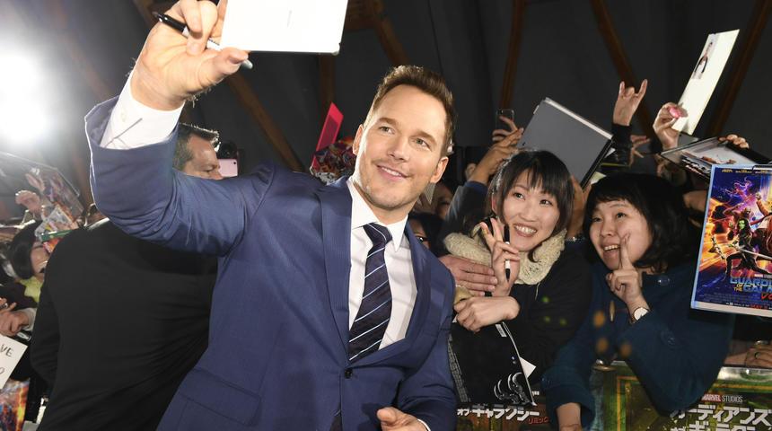 Photos : Première de Guardians of the Galaxy Vol. 2 à Tokyo