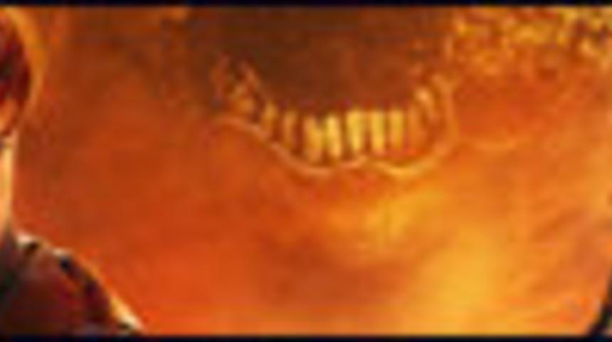 Affiche finale du film La momie: La tombe de l'Empereur Dragon