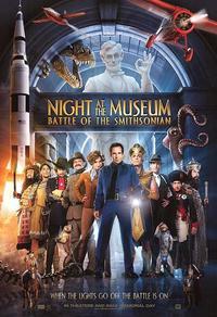 Une nuit au musée : La bataille du Smithsonian (IMAX)