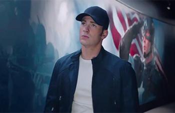 Première bande-annonce de Captain America: The Winter Soldier