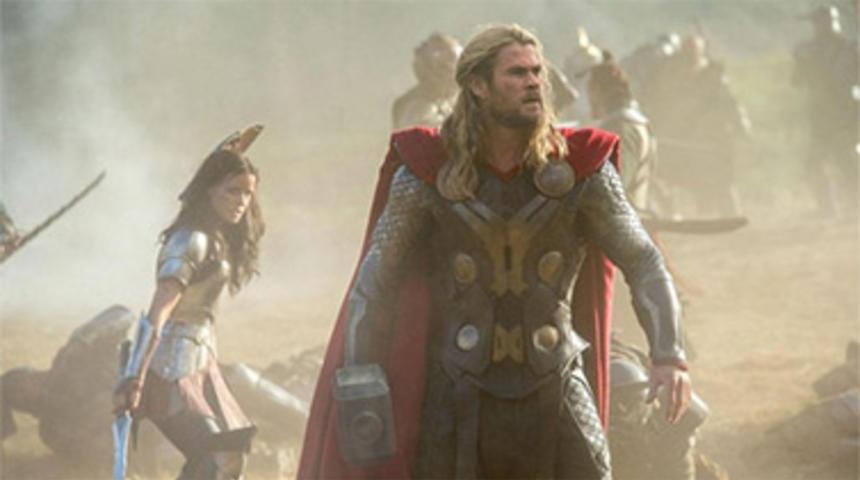 Box-office québécois : Thor : Un monde obscur amasse 604 058 $